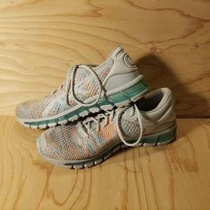 Asics Gel Quantum 360 running shoes 8.5